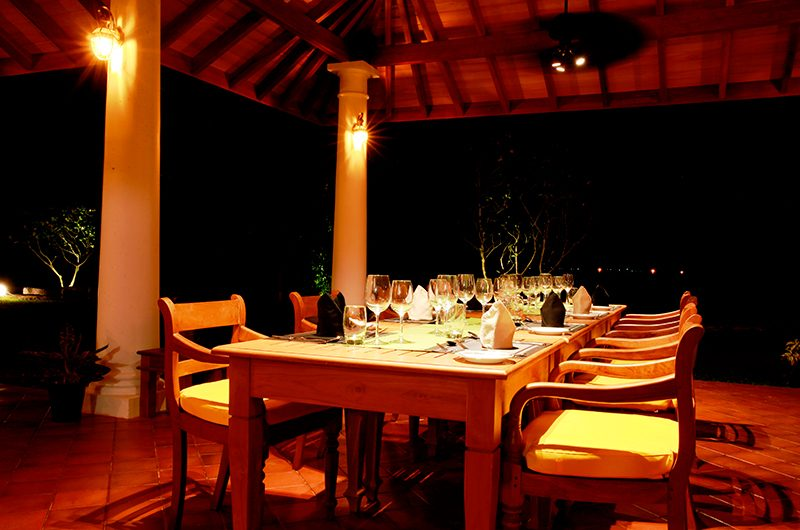 Koggala House Dining Table | Koggala, Sri Lanka