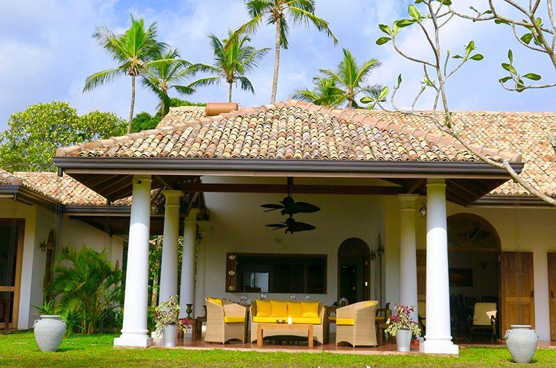 Koggala House Living Area   Koggala, Sri Lanka