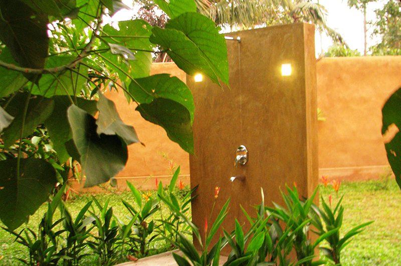 Koggala House Outdoor Shower   Koggala, Sri Lanka