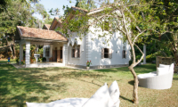 Siri Wedamadura Villa Building Area | Mirissa, Sri Lanka