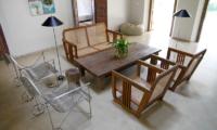 Siri Wedamadura Villa Living Room | Mirissa, Sri Lanka