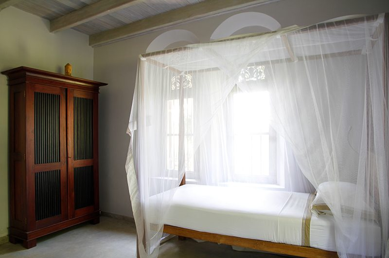 Siri Wedamadura Villa Bedroom with Wardrobe | Mirissa, Sri Lanka
