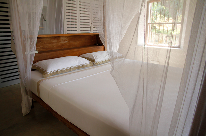 Siri Wedamadura Villa Bedroom | Mirissa, Sri Lanka