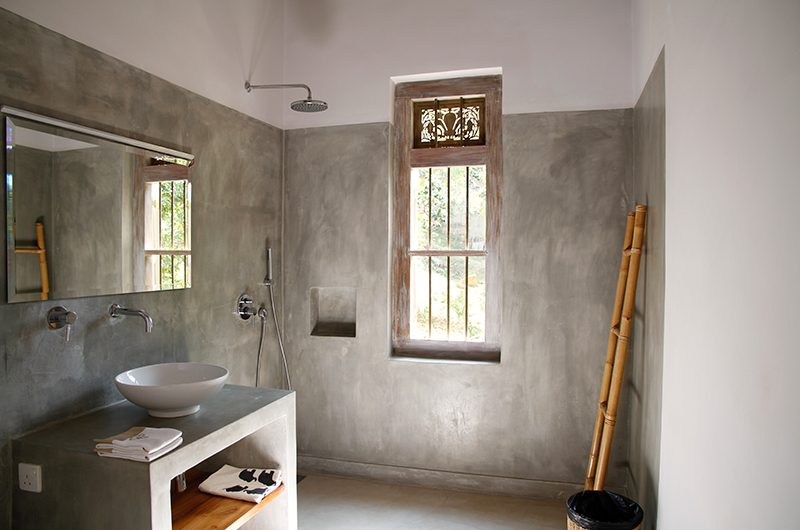 Siri Wedamadura Villa Bathroom Shower | Mirissa, Sri Lanka