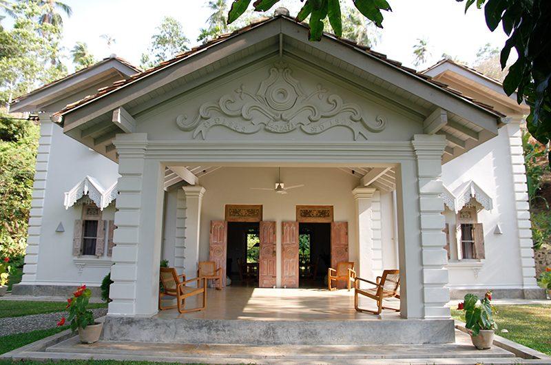 Siri Wedamadura Villa Exterior | Mirissa, Sri Lanka