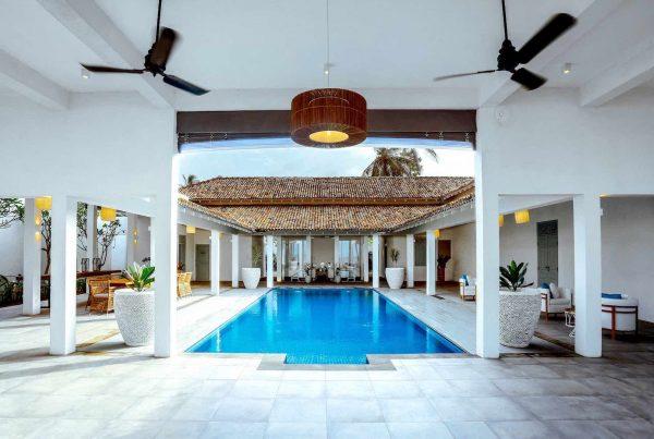 Sri Lanka Talpe Ishq Villa Poolside