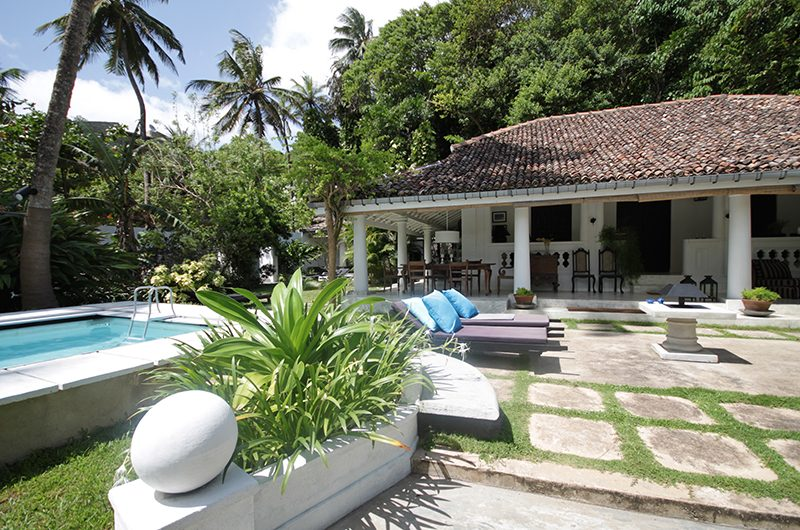 The Well House Swimming Pool | Galle, Sri Lanka