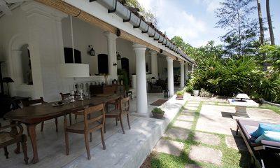 The Well House Open Plan Living Area | Galle, Sri Lanka