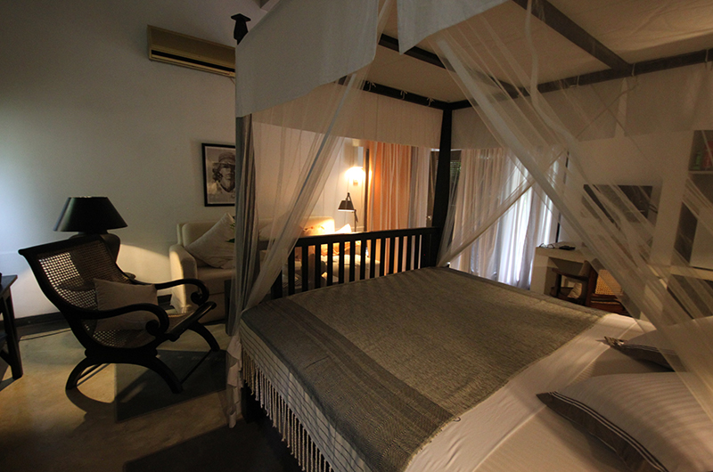 The Well House Bedroom with Seating | Galle, Sri Lanka