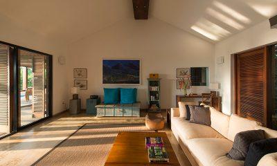 Villa Maggona Living Room | Maggona, Sri Lanka