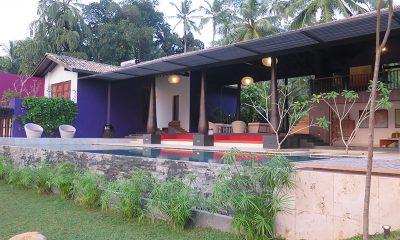 Villa Wambatu Swimming Pool | Galle, Sri Lanka