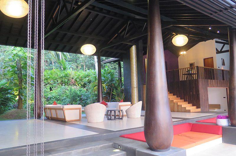 Villa Wambatu Family Area | Galle, Sri Lanka