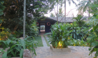 Villa Wambatu Entrance | Galle, Sri Lanka