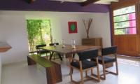 Villa Wambatu Dining Area | Galle, Sri Lanka