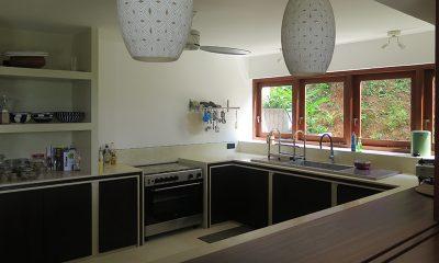 Villa Wambatu Kitchen Area | Galle, Sri Lanka