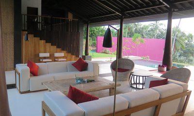 Villa Wambatu Living Room   Galle, Sri Lanka