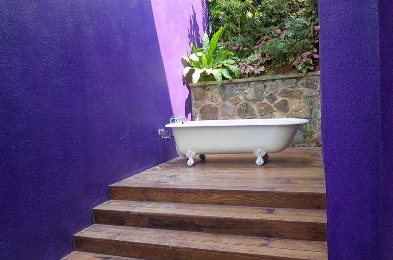 Villa Wambatu Bathtub | Galle, Sri Lanka