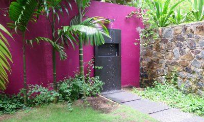 Villa Wambatu Outdoor Shower | Galle, Sri Lanka