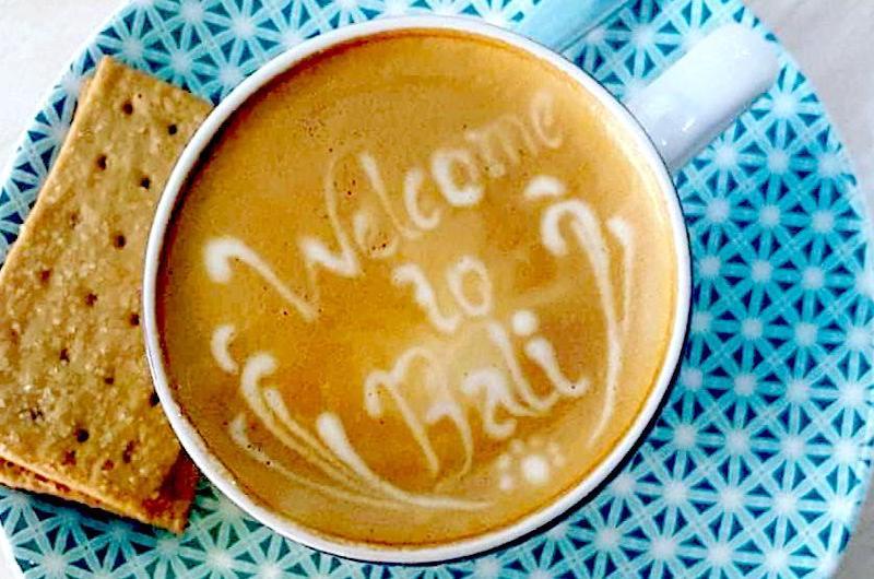 Bali Legian Mugshot Coffee