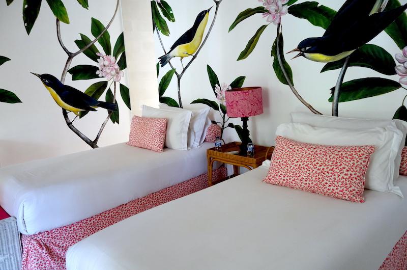 Bali Seminyak The Cotton House Humming Bird Room