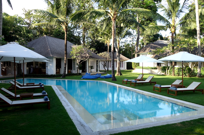 Bali Seminyak The Cotton House Poolside