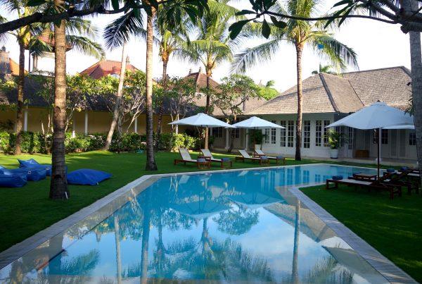 Bali Seminyak The Cotton House Pool Garden