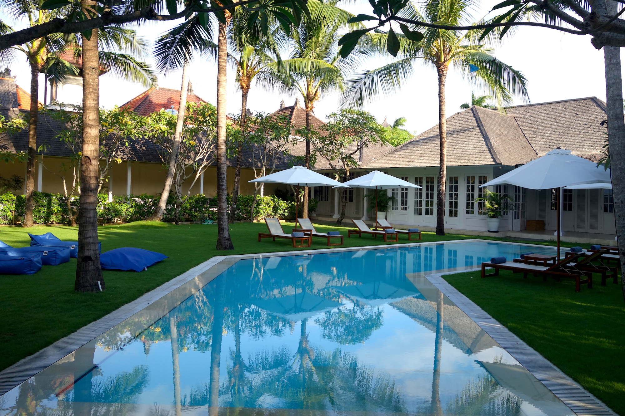 The Cotton House – A Perfect Ten in Seminyak