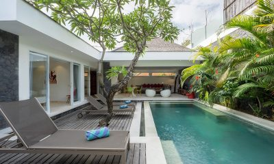 Villa Anahata Swimming Pool | Seminyak, Bali