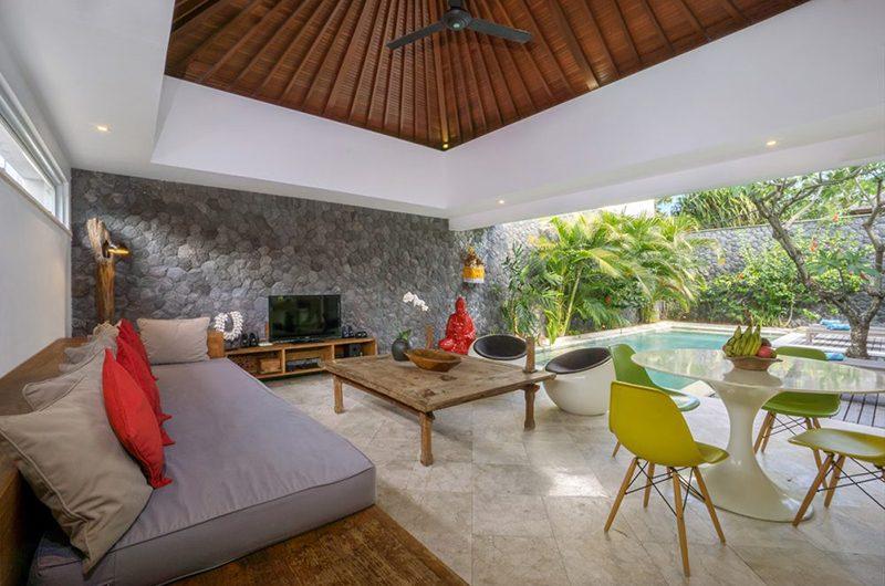 Villa Anahata Living Area | Seminyak, Bali