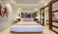 Villa Anahata Bedroom | Seminyak, Bali