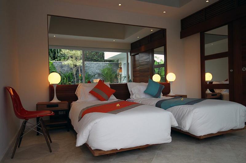 Villa Kalila Twin Bedroom Area | Seminyak, Bali