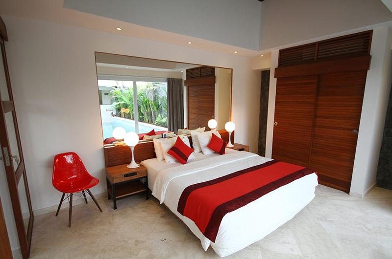 Villa Kalila Bedroom with View | Seminyak, Bali
