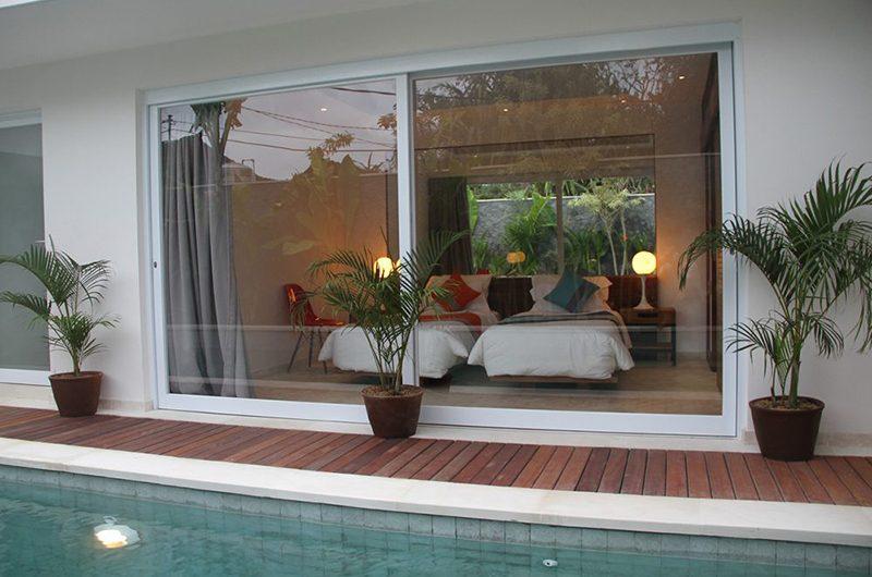 Villa Kalila Bedroom with Pool View | Seminyak, Bali
