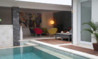 Villa Kalila Open Plan Living Area | Seminyak, Bali