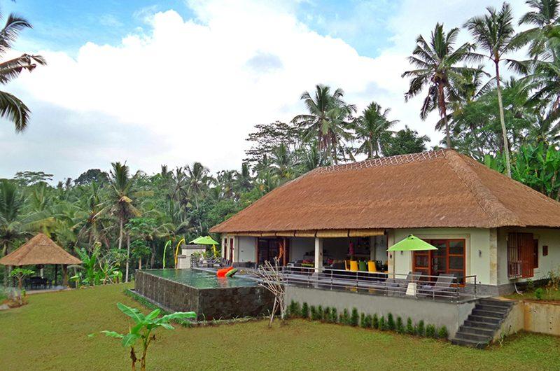 Villa Nature Exterior   Ubud, Bali