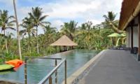Villa Nature Pool   Ubud, Bali