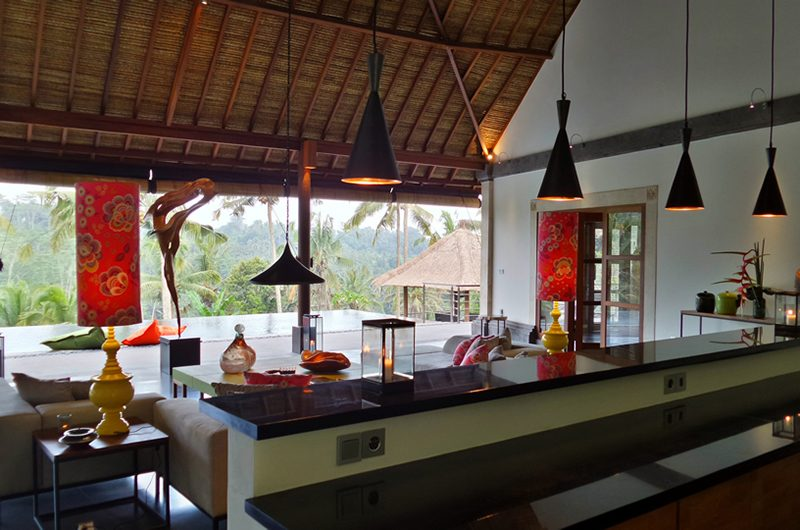 Villa Nature Kitchen | Ubud, Bali