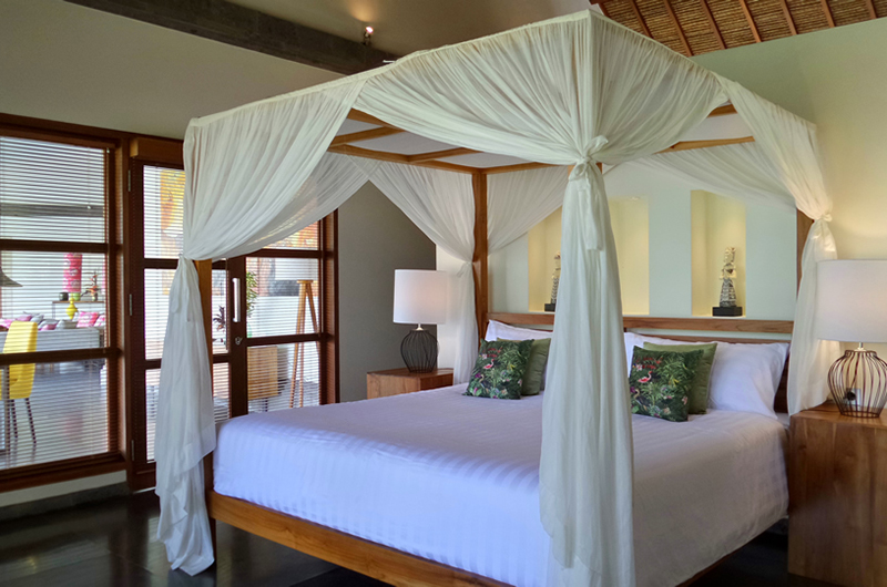 Villa Nature Spacious Bedroom | Ubud, Bali