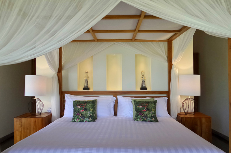 Villa Nature Double Bedroom | Ubud, Bali