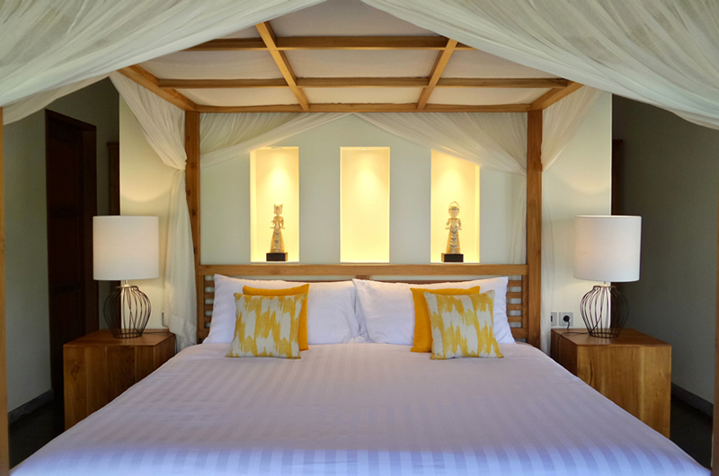 Villa Nature Bedroom | Ubud, Bali