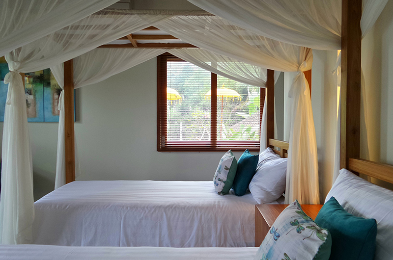 Villa Nature Twin Beds | Ubud, Bali