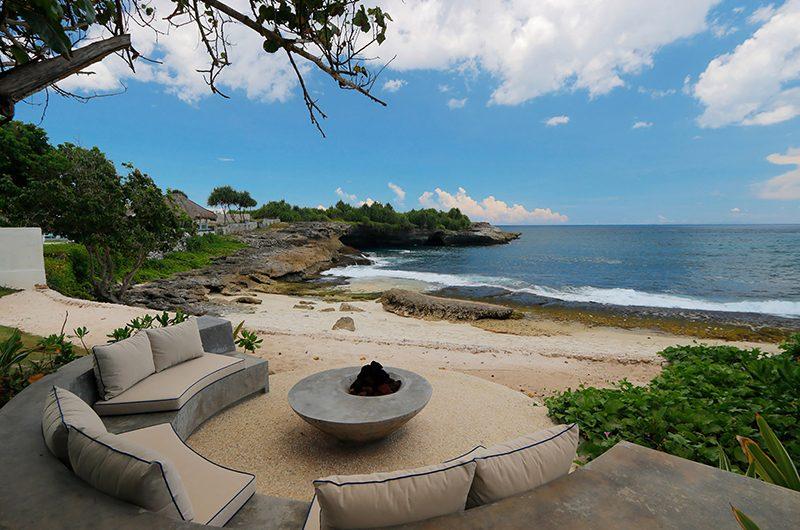 Villa Seascape Lounge | Nusa Lembongan, Bali