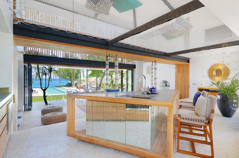Villa Seascape Kitchen | Nusa Lembongan, Bali