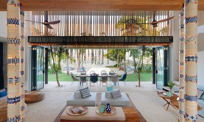 Villa Seascape Open Plan Living Area | Nusa Lembongan, Bali