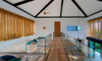 Villa Seascape Upstairs Living Space | Nusa Lembongan, Bali