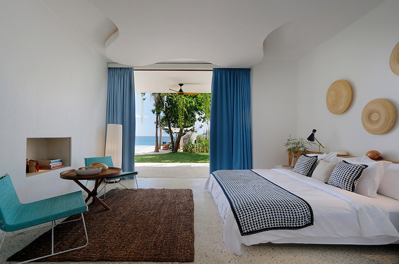 Villa Seascape Bedroom with Garden View | Nusa Lembongan, Bali