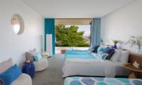 Villa Seascape Bedroom | Nusa Lembongan, Bali