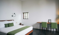 Villa Ni Say Bedroom Area with Seating | Siem Reap, Cambodia