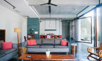Villa Ni Say Living Room | Siem Reap, Cambodia