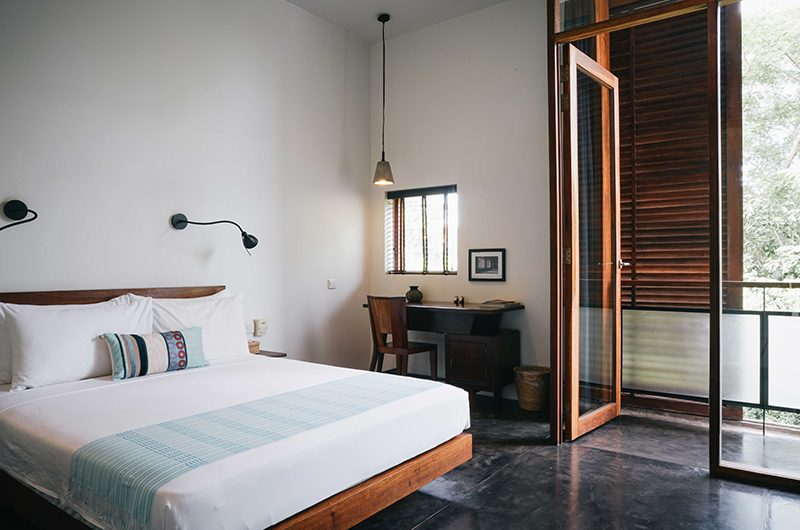 Villa Ni Say Bedroom Area | Siem Reap, Cambodia